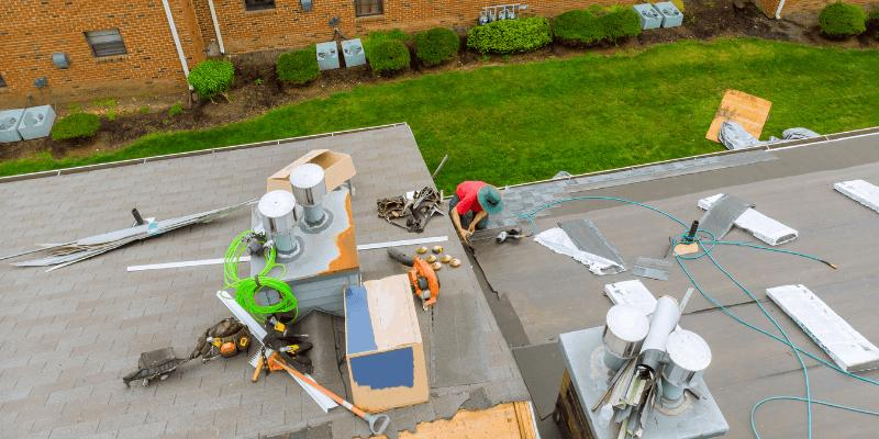 Our Akron Roofers Offer Affordable Roof Replacement Pricing