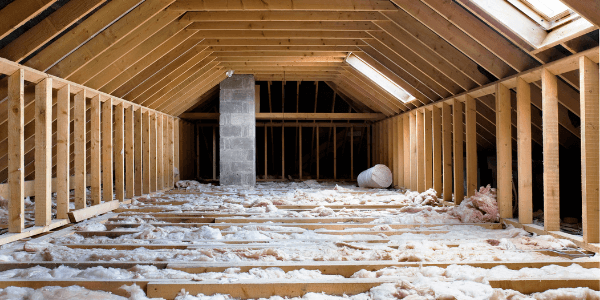 attic inspections are important in determining whether or not you need a roof replacement