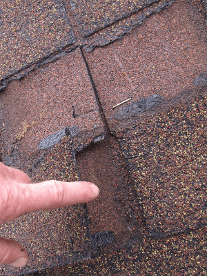 use a deicer to prolong the life of your shingles