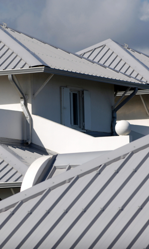 Residential Metal Roofing Company Best Local Roofer Tk Roofing