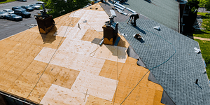 What are some signs I need to call roof contractors near me