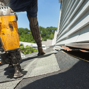 Local roof repair contractors can help you with affordable roof replacement options