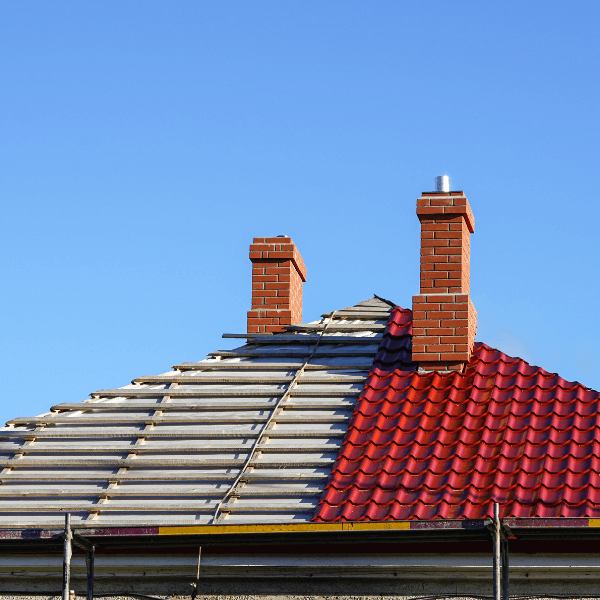 A properly maintained roof doesn't need replaced as quickly
